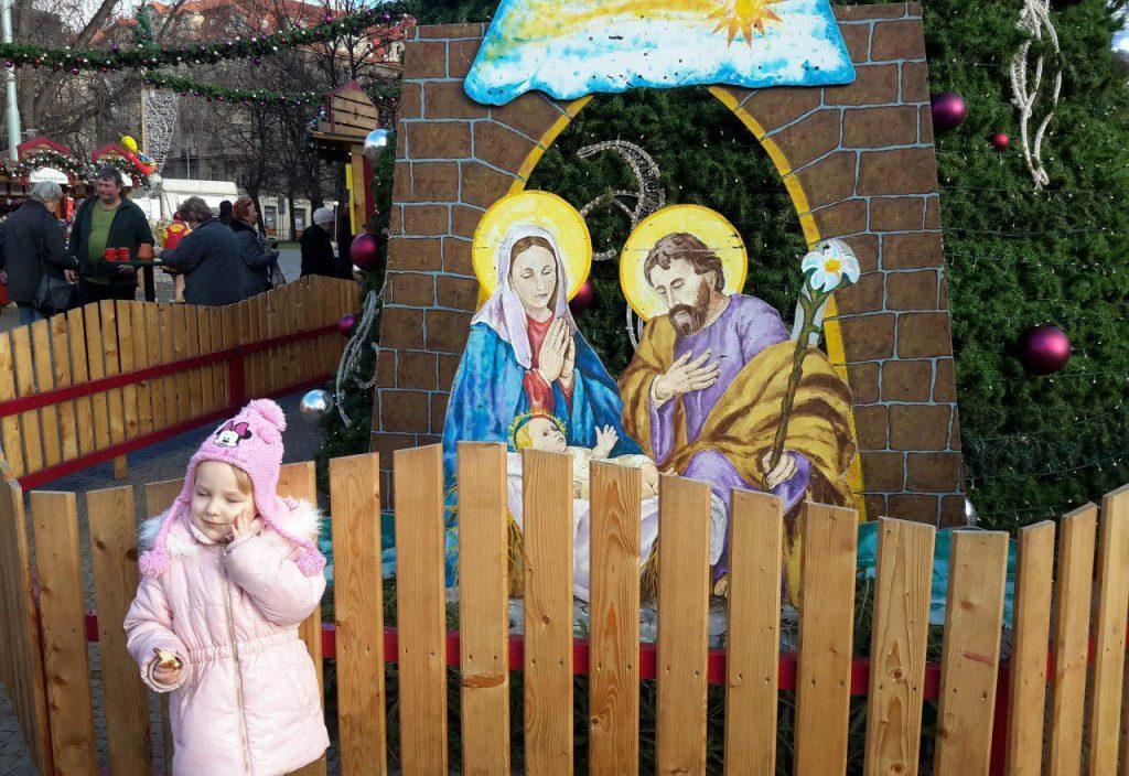 کریسمس در پراگ